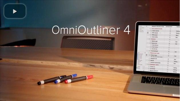 OmniOutliner4