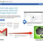 google apps script 150x150 Google ChromeとAndroidのブックマークを同期する